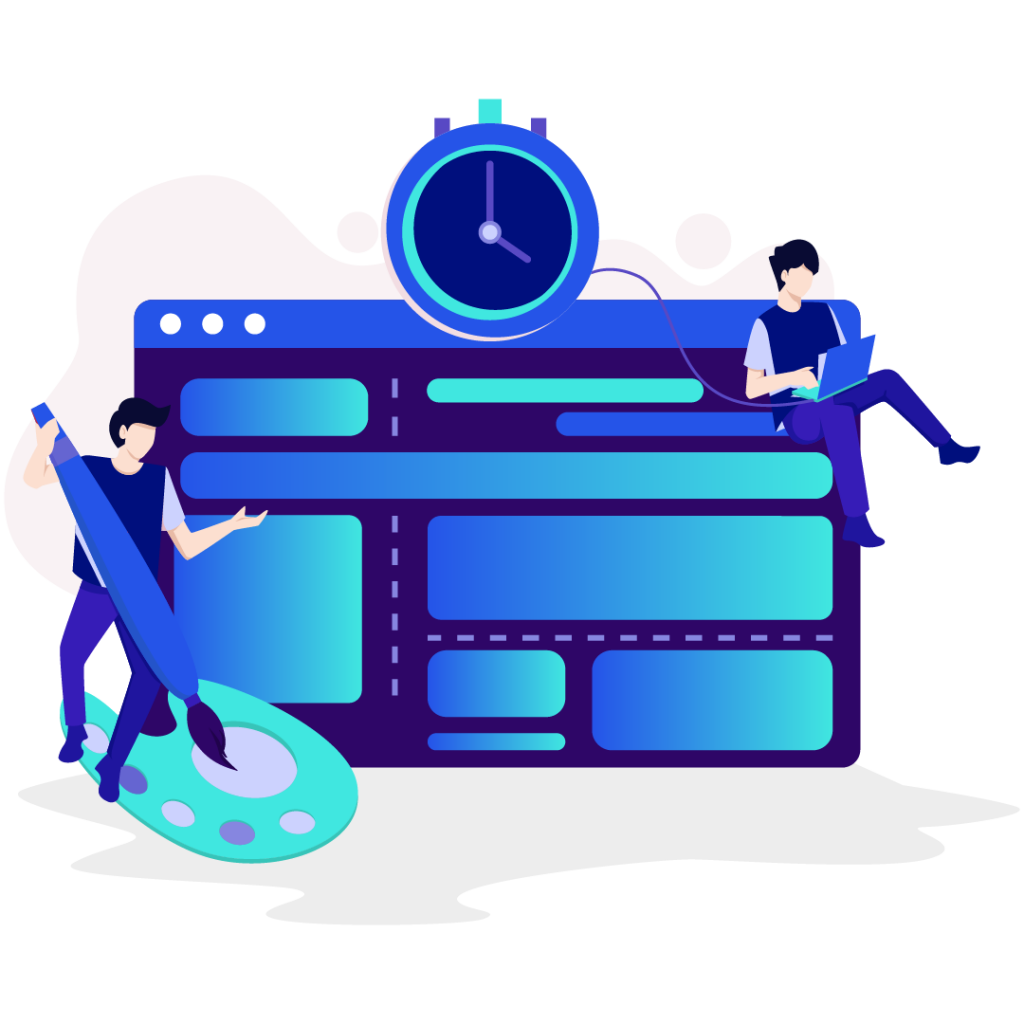 PrendyPress - Web Design
